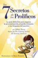 libro Los Siete Secretos De Los Prolíficos