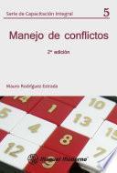 libro Manejo De Conflictos