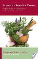 libro Manual De Remedios Caseros