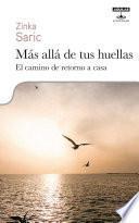 libro Más Allá De Tus Huellas