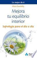 libro Mejora Tu Equilibrio Interior