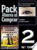 libro Pack Ahorra Al Comprar 2 (nº 066)