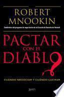 libro Pactar Con El Diablo