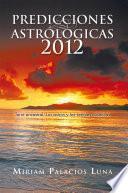 libro Predicciones Astrlogicas 2012