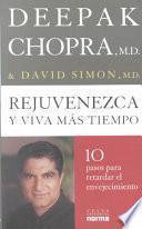 libro Rejuvenezca Y Viva Más Tiempo