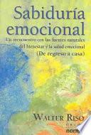 libro Sabiduría Emocional