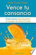 libro Vence Tu Cansancio