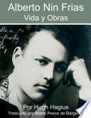 libro Alberto Nin Frias Vida Y Obras