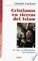 libro Cristianos En Tierras Del Islam