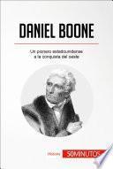 libro Daniel Boone