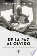 libro De La Paz Al Olvido