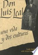 Don Luis Leal