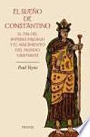 libro El Sueño De Constantino