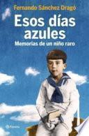 libro Esos Días Azules