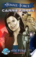 Female Force: Carrie Fisher (spanish Edition)
