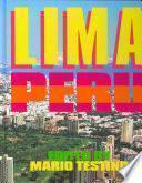 libro Lima, Peru