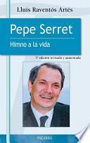 libro Pepe Serret