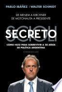 libro Scioli Secreto