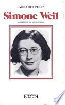 libro Simone Weil