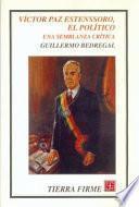 libro Víctor Paz Estenssoro, El Político