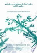 libro Árboles Y Arbustos De Los Andes Del Ecuador
