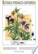 libro Botánica Pirenaico Cantábrica
