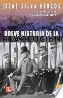 libro Breve Historia De La Revolución Mexicana T1