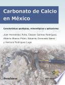 libro Carbonato De Calcio En México