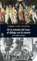 libro De La Estación Del Amor Al Diálogo Con La Muerte