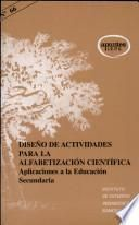libro Diseño De Actividades Para La Alfabetización Científica