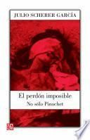 libro El Perdón Imposible