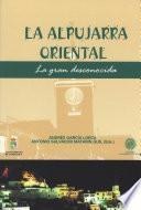 libro La Alpujarra Oriental