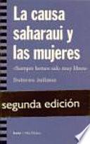 libro La Causa Saharaui Y Las Mujeres