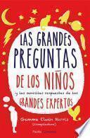 libro Las Grandes Preguntas De Los Niños