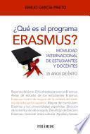 libro ¿qué Es El Programa Erasmus?