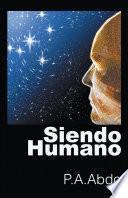 libro Siendo Humano