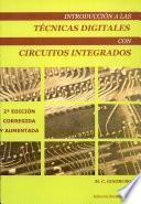 libro Técnicas Digitales Con Circuitos Integrados