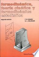 libro Termodinámica, Teoría Cinética Y Termodinámica Estadística