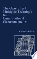 libro The Generalized Multipole Technique For Computational Electromagnetics