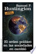 libro El Orden Político En Las Sociedades En Cambio