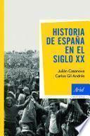 libro Historia De España En El Siglo Xx