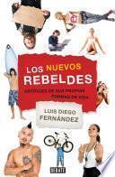 libro Los Nuevos Rebeldes