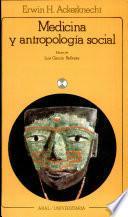 libro Medicina Y Antropología Social