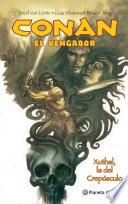 libro Conan El Vengador
