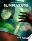 libro Enjambre Nocturno