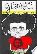 libro Gramsci Para Principiantes