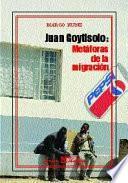 libro Juan Goytisolo