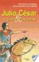 libro Julio César Y La Guerra De Las Galias