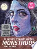 libro Lo Que Más Me Gusta Son Los Monstruos