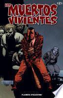 libro Los Muertos Vivientes# 121